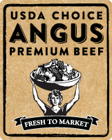 Fresh to Market is our store brand of 100% natural, USDA Choice angus beef.