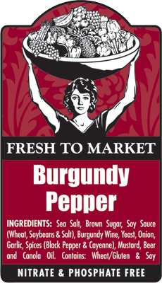 Burgundy Pepper