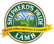 Shepherd's Pride ranchers pledge to never add hormones and never-ever administer antibiotics.