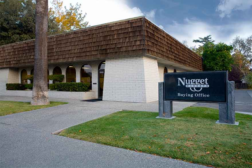 Nugget Markets Buying Office