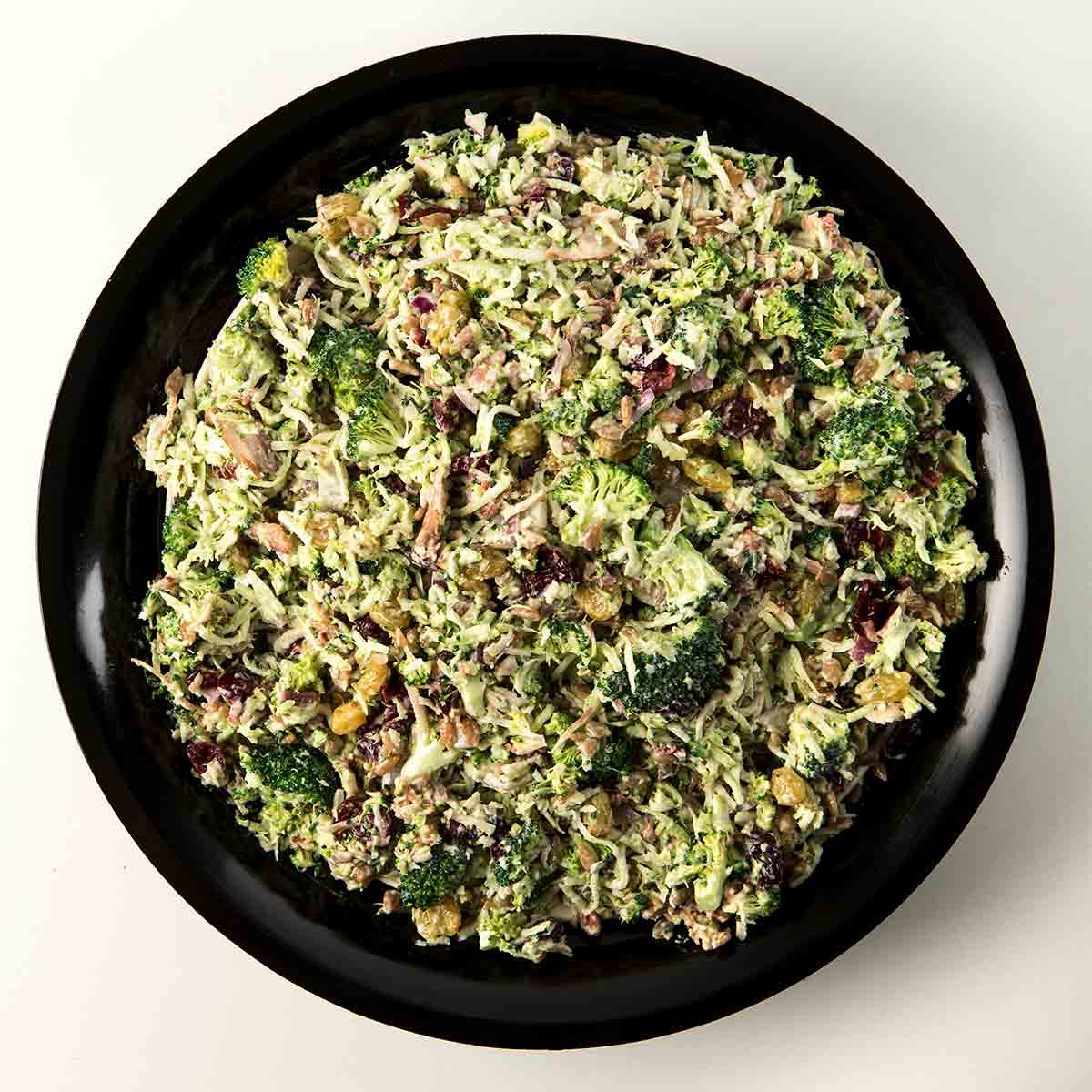 Broccoli Bacon Coleslaw