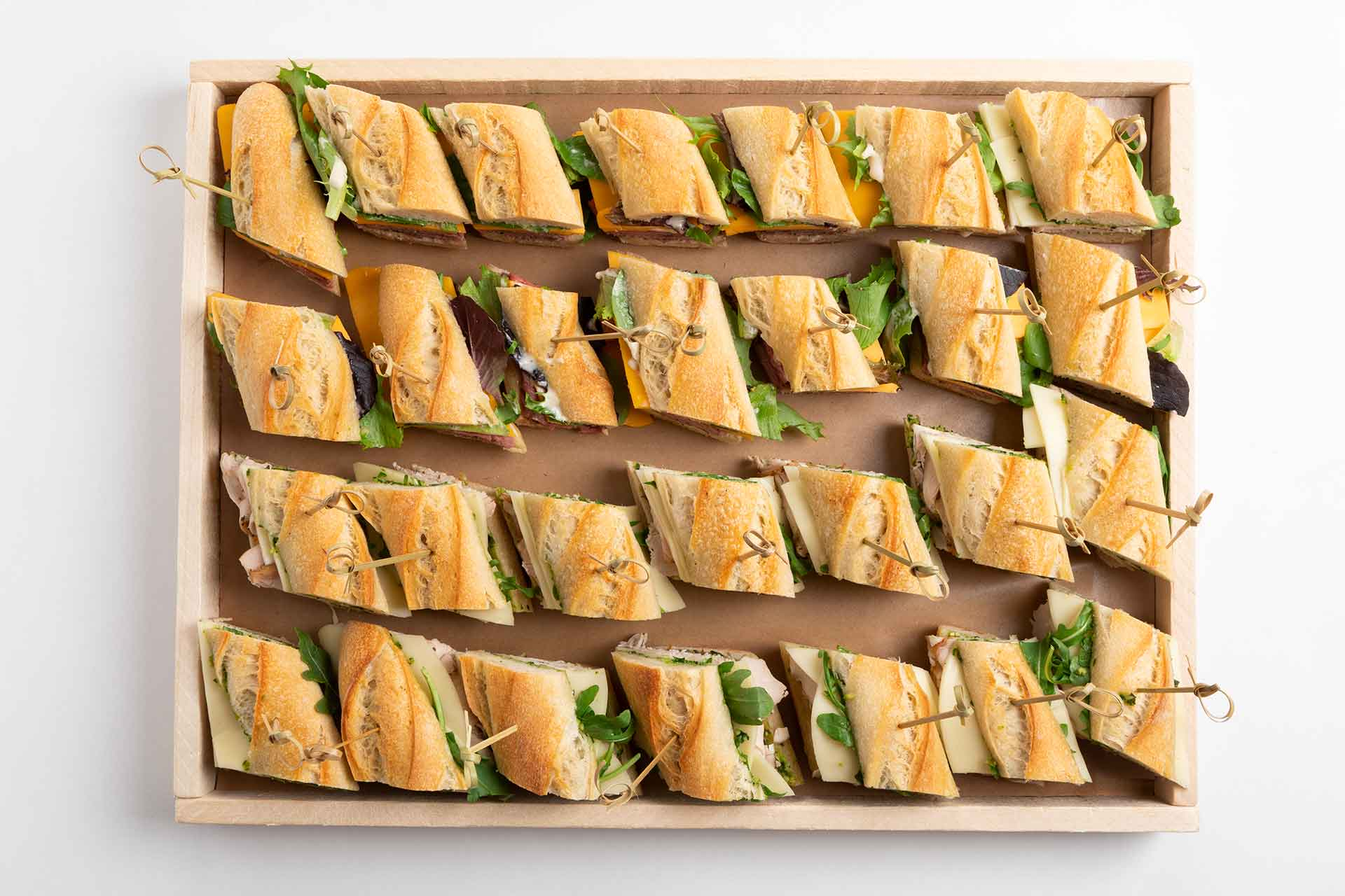 Signature sandwich platter gourmet to go nugget markets signature sandwich platter altavistaventures Image collections