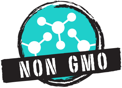 Products marked with our Non-GMO icon are verified by the Non-GMO Project, a non-profit 501(c)3 organization.