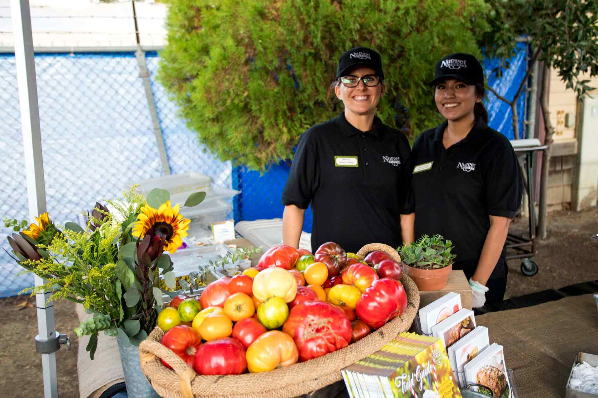 Nugget Markets associates at the Yolo County Fair Gala
