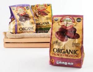 organic fingerling potatoes
