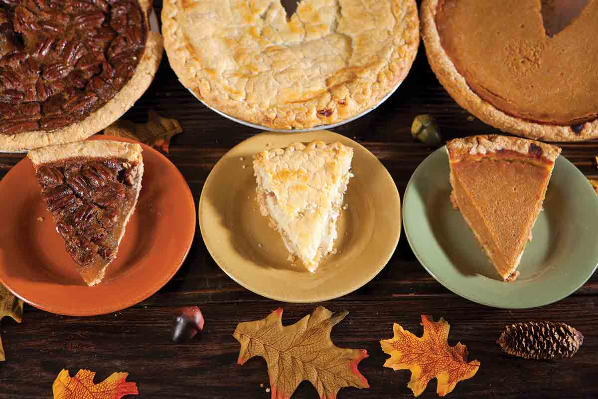 Heidi's Pies for the Holidays
