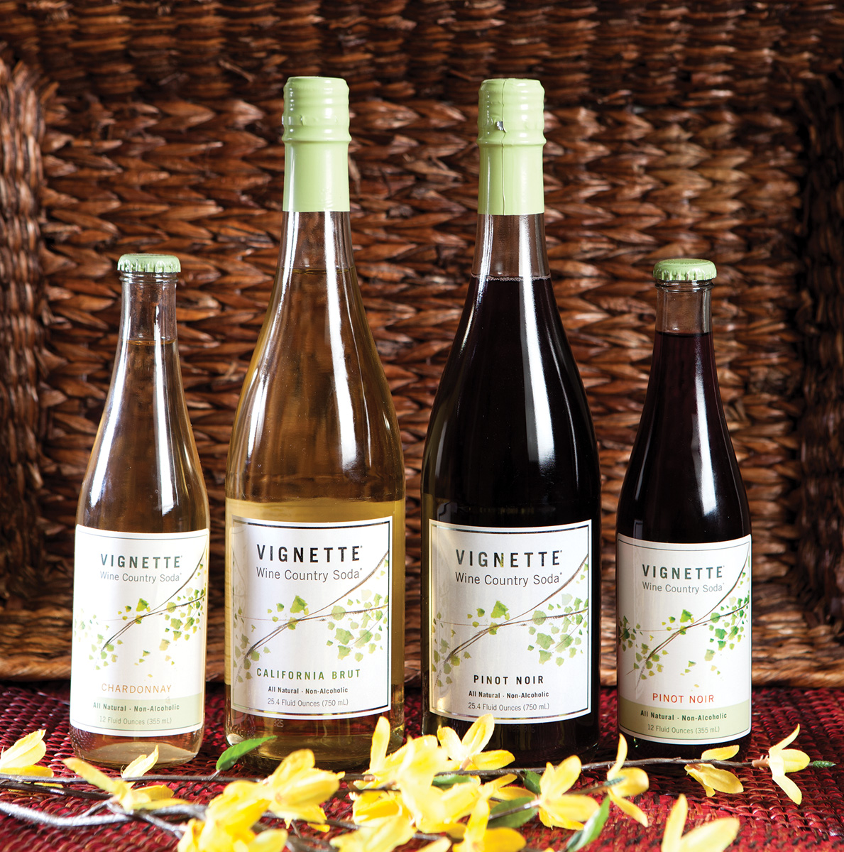 Vignette's Wine Country Soda