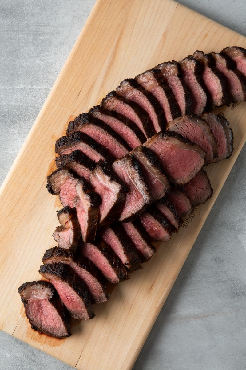 Certified Piedmontese picanha steak