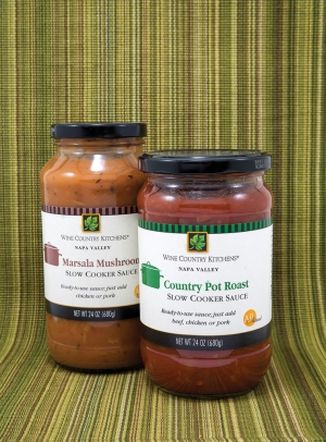 Wine Country Kitchens slow cooker sauces