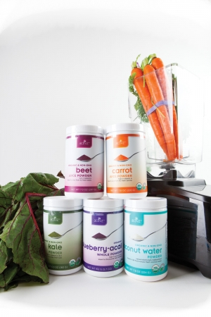 Activz's Whole Food Fruits and Veggies
