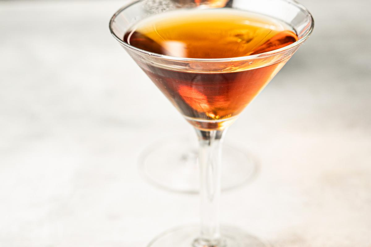 Plymouth Rock cocktail