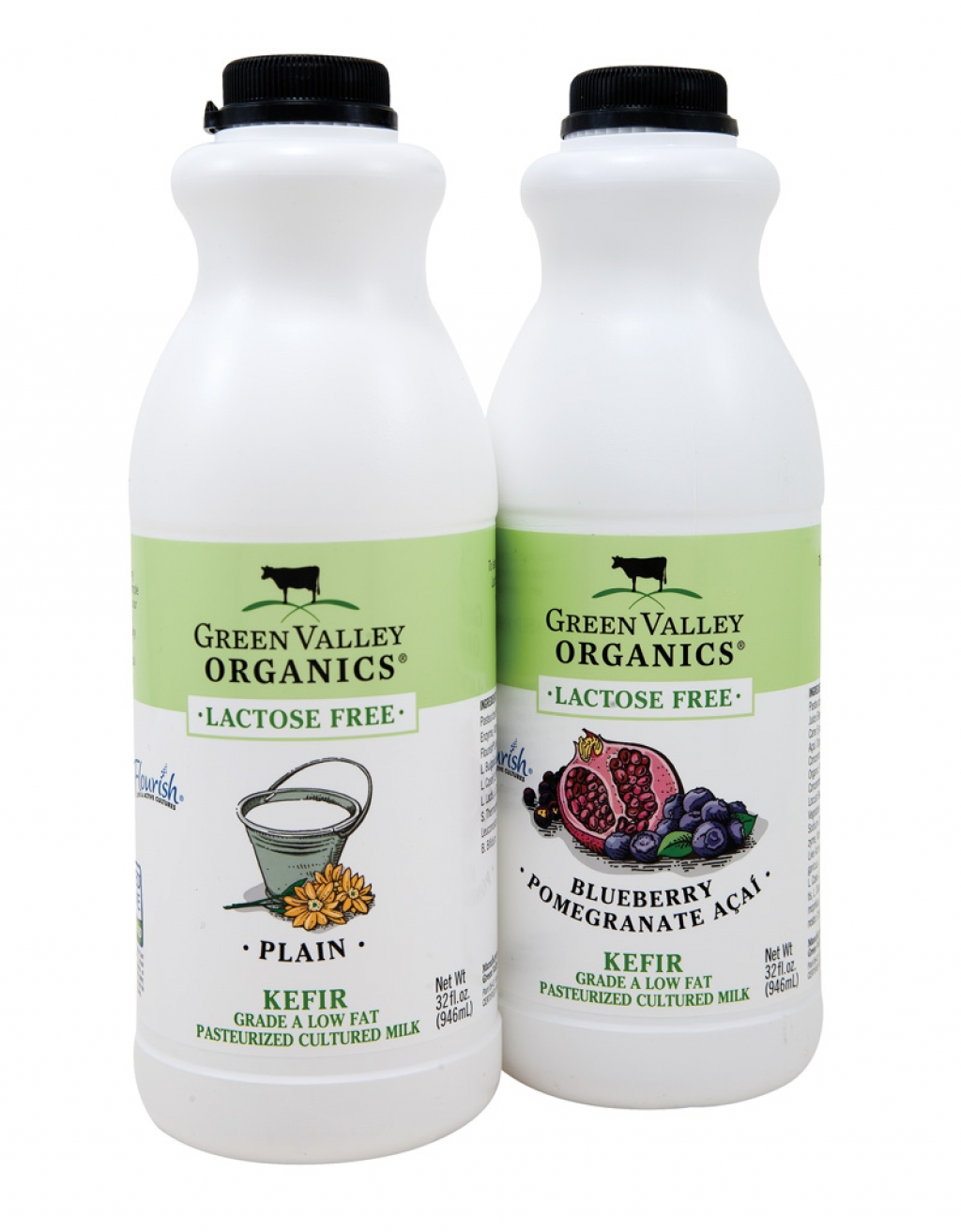 Green Valley Organic Kefir