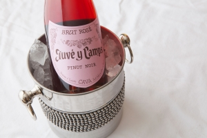 Juve y Camp's pinot noir rose