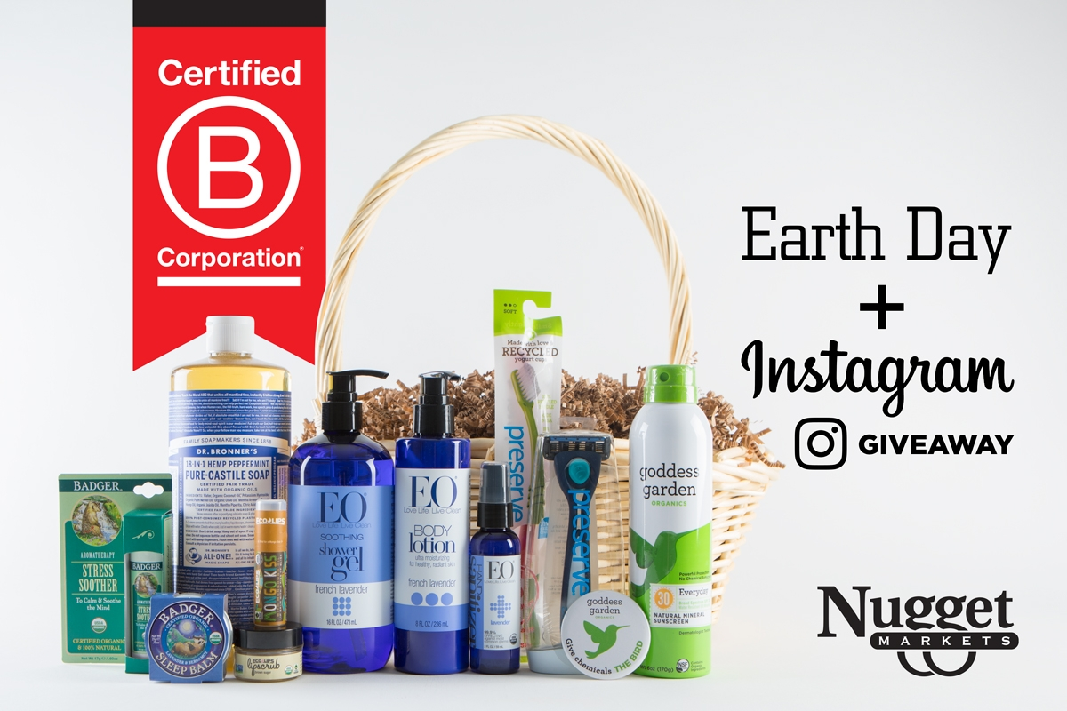 Earth Day Instagram Giveaway