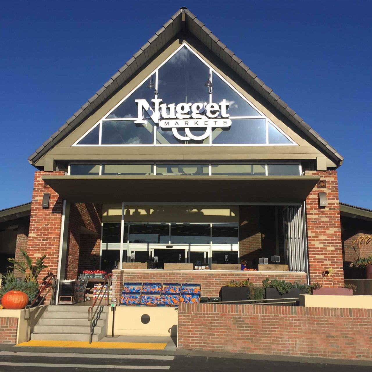 Nugget Markets Tiburon