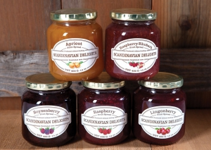 Scandinavian Delights Fruit Spreads