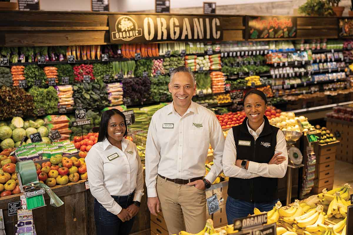 Nugget Markets Marin County Store Directors