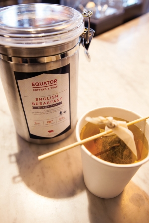 Equator loose tea