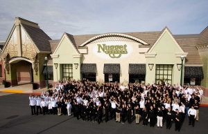 Associates in front of Nugget Markets El Dorado Hills, CA