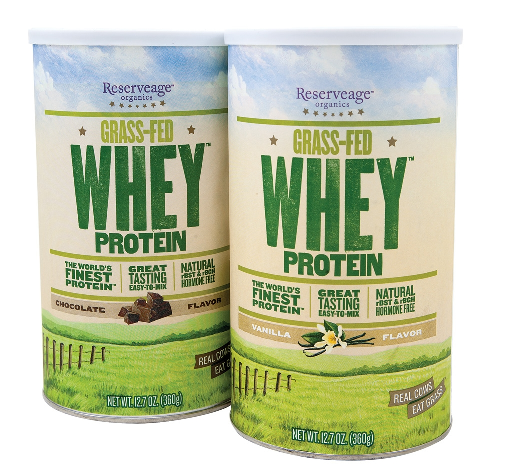 Reserveage Grass–Fed Whey Protein