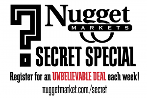Nugget Markets Secret Savings