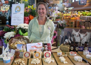 Redwood Hill Farm at Cheese the Day!