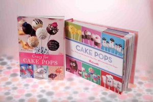 Cake pop recipe books