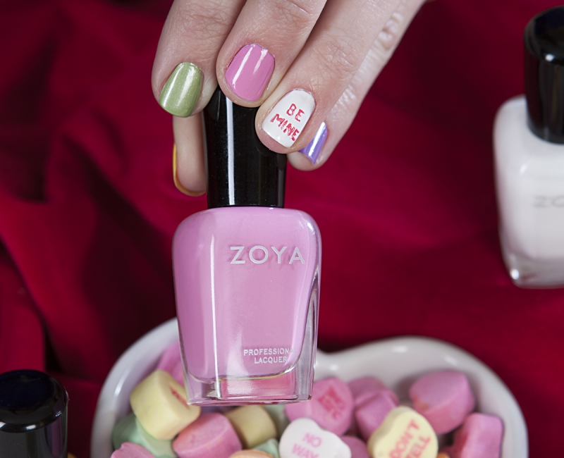 Let Your Nails Do The Talking Nugget Markets Daily Dish