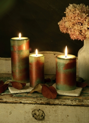 Rare Earth candles