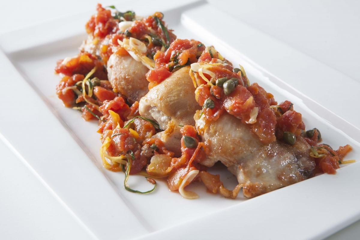 Nugget Markets Mediterranean Chicken Thighs Recipe
