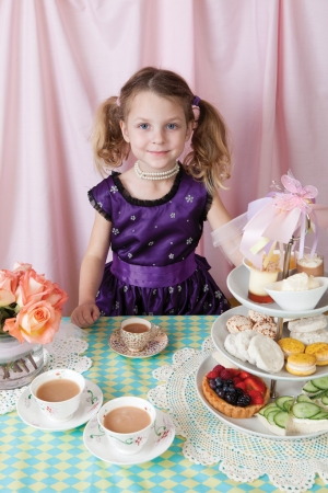 Tea Time at Nugget Markets