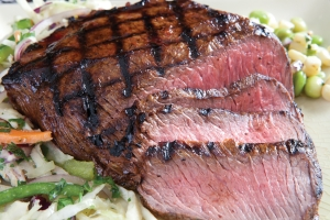 Beer Marinated Sirloin Roast