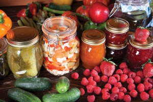 Do-It-Yourself (DIY) Canning