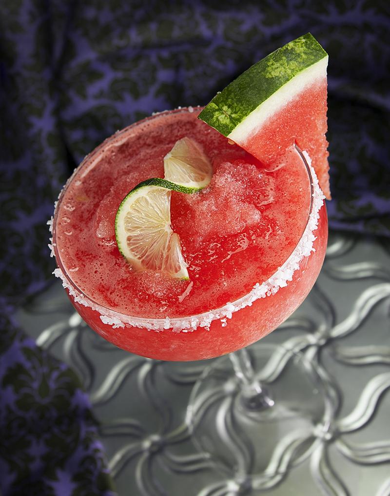Watermelon Margarita - Blended