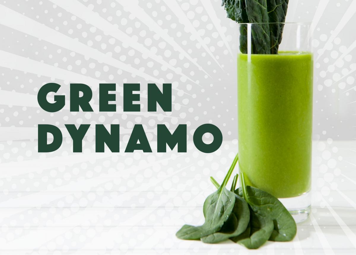 The Green Dynamo - Nugget Markets Daily Dish