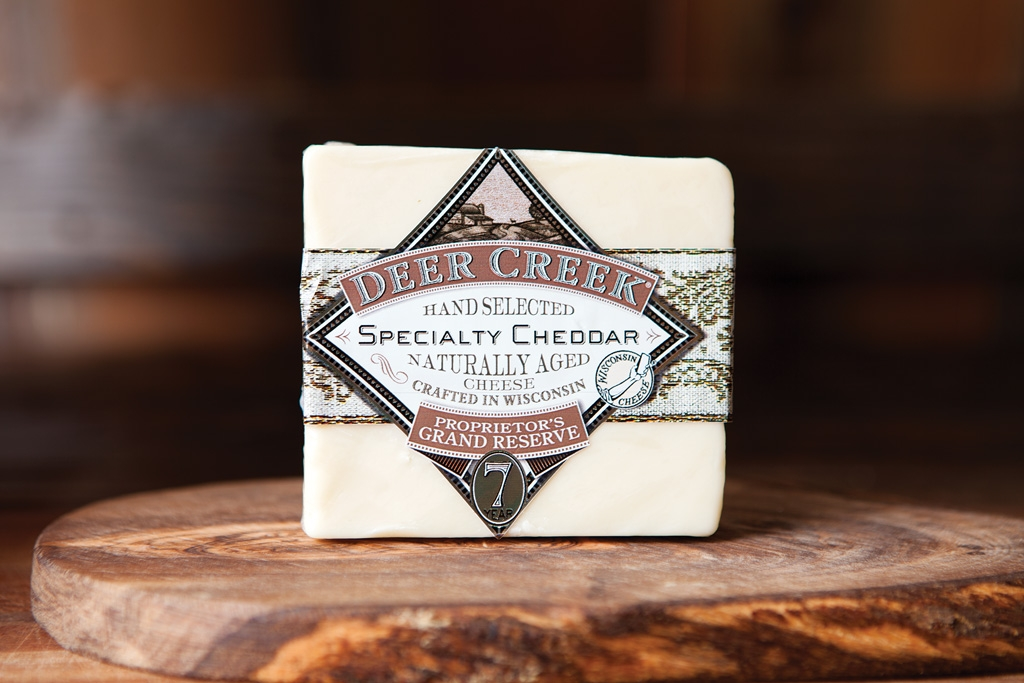 Deer Creek Cheddar
