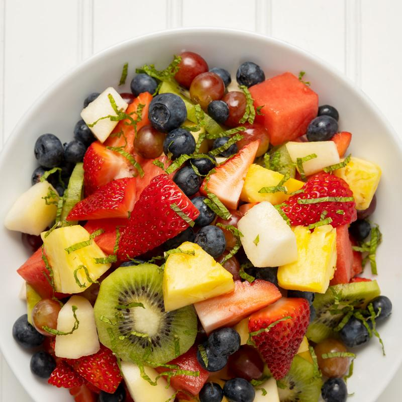 super fruity fruit salad