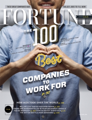 FORTUNE Magazine March 15, 2015 Cover