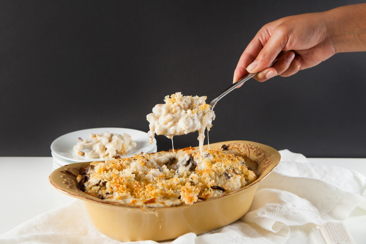 Nugget Markets Wild Mushroom Truffle Macaroni Amp Cheese Recipe