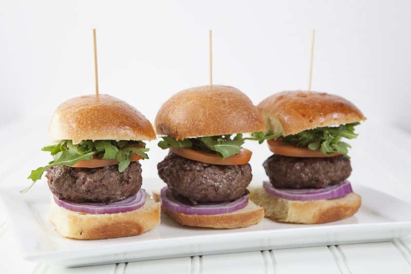 Bison Sliders