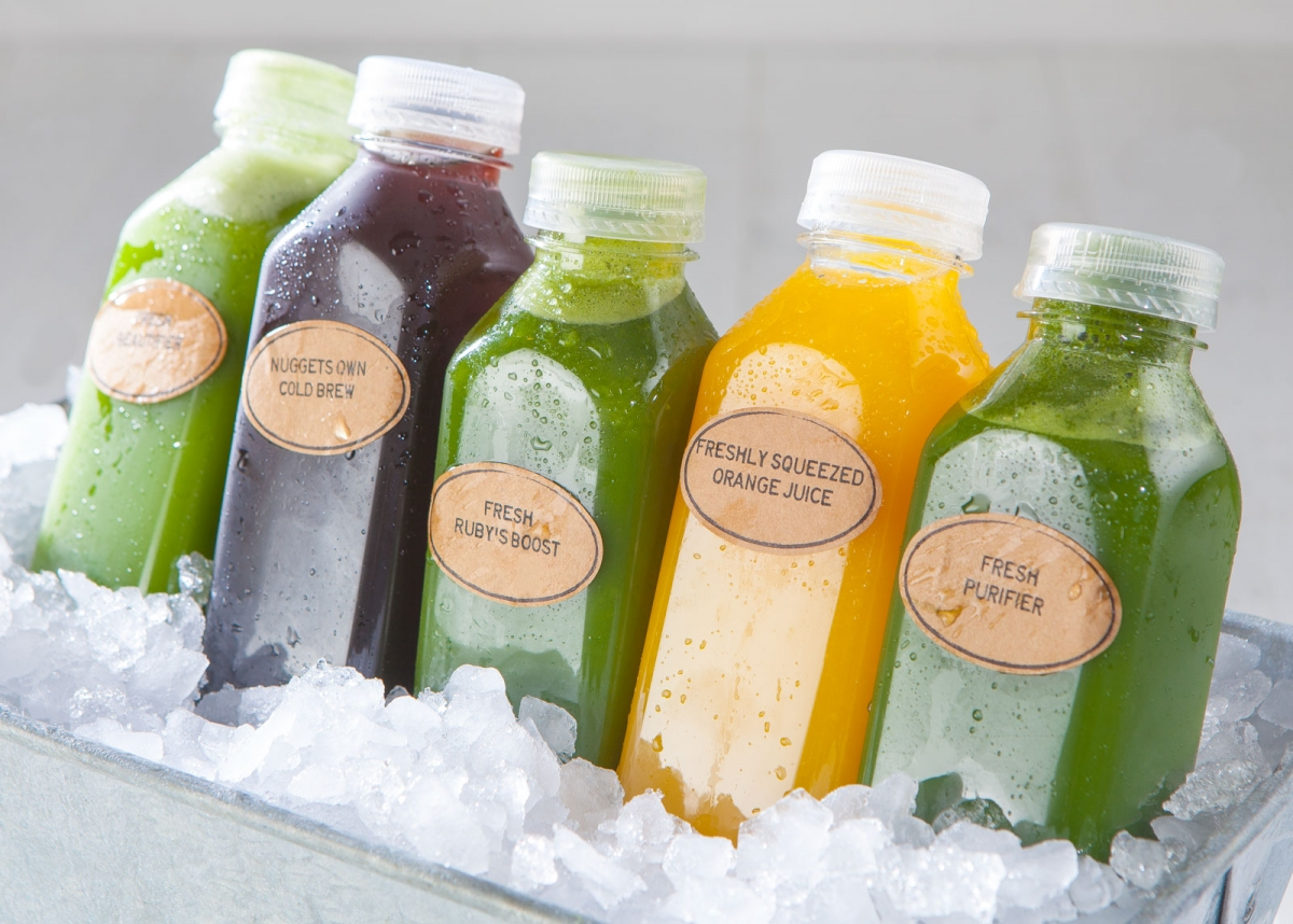 fresh juice to go nugget markets daily dish. Black Bedroom Furniture Sets. Home Design Ideas