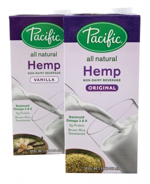 Pacific Hemp Milk
