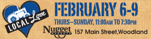 Local Love Fair February 6–9, 2014