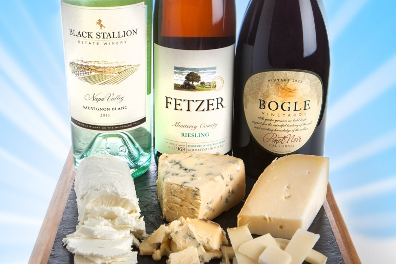 state fair winning wine and cheese