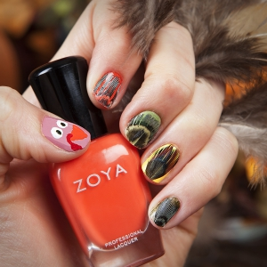 Thanksgiving Nail Polish