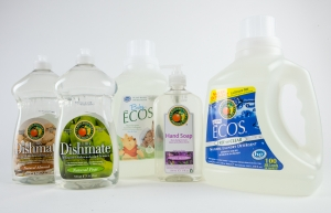 Earth Friendly & Ecos Cleaning Products