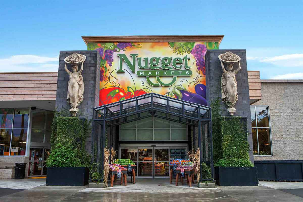 Nugget Markets Woodland, CA
