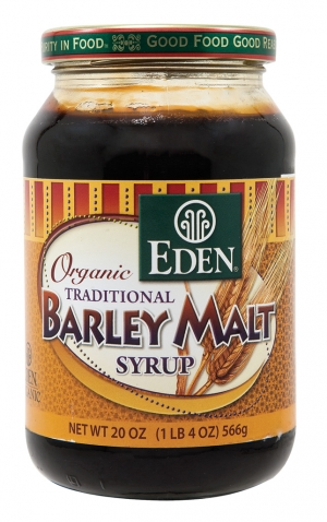 Use this: Barley malt syrup  For that: Brown sugar