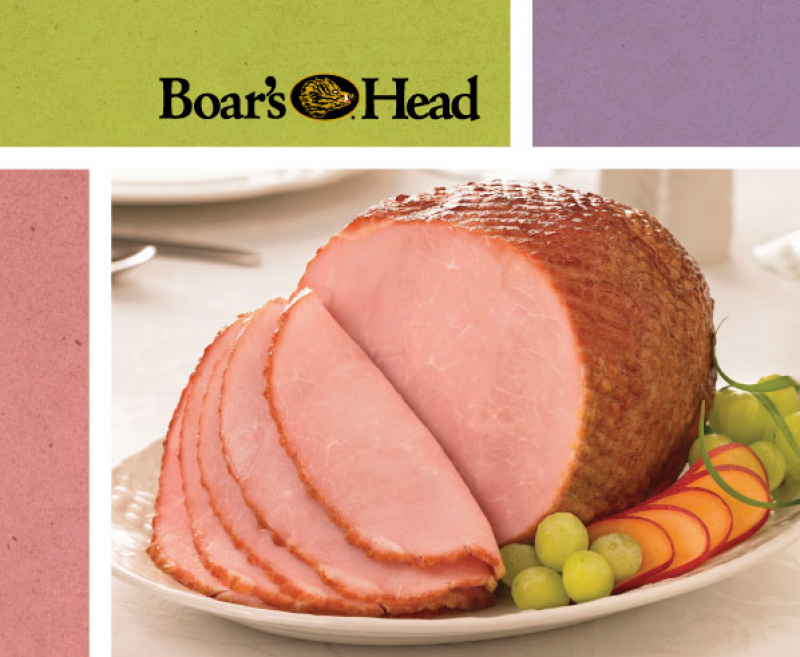 Boar's Head Sweet Sliced Ham