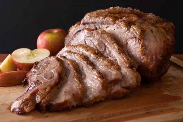 how to cook a boneless pork shoulder picnic roast